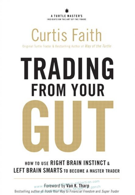Trading From Your Gut Pdf Trade2win