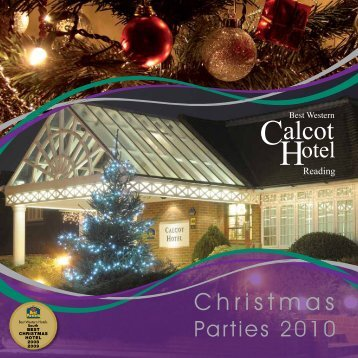 Christmas - Calcot Hotel