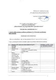 Pielikums Nr.1 iepirkuma komisijas 201 1 .gada 20.jūlija sēdes ...