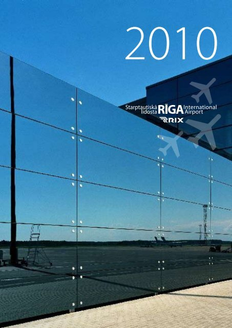 Gadagrāmata 2010: Lejuplādēt - Riga International Airport