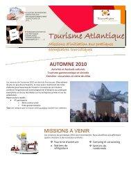 Tourisme Atlantique