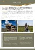 Safari for All Seasons - Wilderness Safaris - Page 2