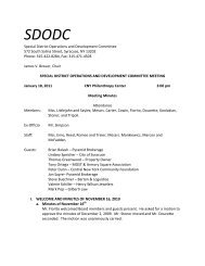 SDODC - Downtown Committee of Syracuse