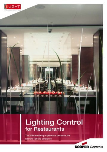 Lighting Control - iLight