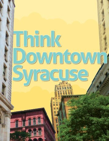 Business - Downtown Committee of Syracuse