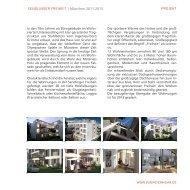 PROJEKT SENDLINGER FREIHEIT   München 2011-2013