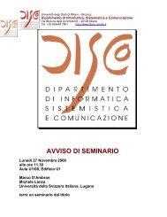 Marco D'Ambros.pdf - ESSeRE - Università degli Studi di Milano ...