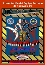 Boletin Juegos Panamericanos Puerto Rico.pdf - Instituto Peruano ...