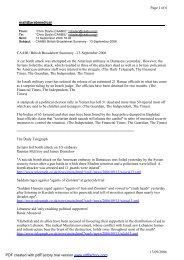 mail@arabmedical Page 1 of 6 13/09/2006 CAABU British ...