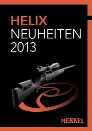 Merkel Helix News 2013
