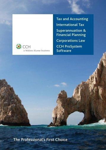 Access Document - CCH Australia