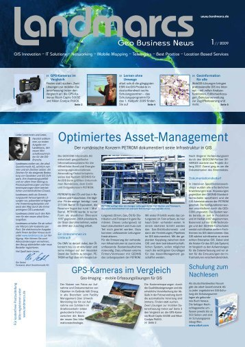 Optimiertes Asset-Management - landmarcs
