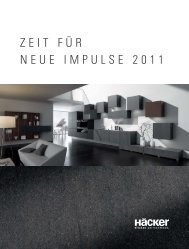 ZEIT FÃœR NEUE IMPULSE 2011