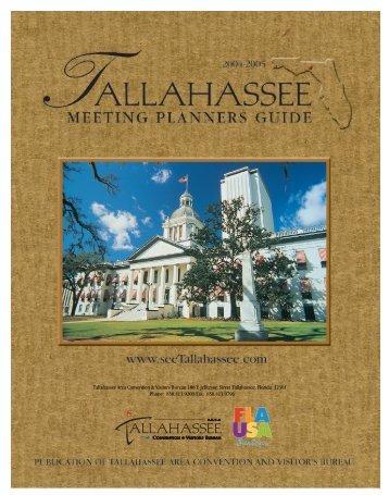 Tallahassee Area Convention & Visitors Bureau ... - ImarcsGroup.com
