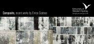 Composite Invitation (PDF, 490.86 KB) - Art Gallery - University of ...