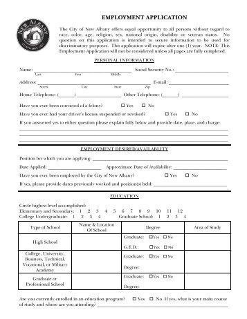 solicitor s permit application new albany ohio