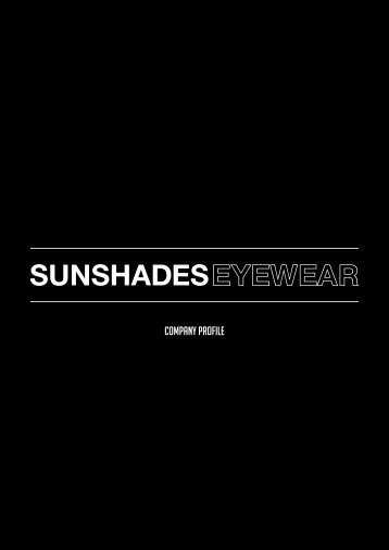Download Company Profile - Sunshades Eyewear