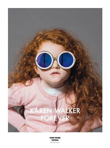 KAREN WALKER FOREVER - Sunshades Eyewear