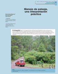 Manejo de paisaje, una interpretación práctica - Bois et forêts des ...