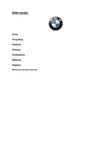 BMW Händler