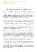 schrittliche OrDen: Die zwanziGer- UnD DreissiGer- jahre - Seite 5