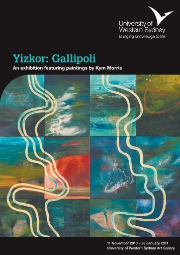 Yizkor: Gallipoli - Virtual Tours - University of Western Sydney