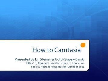 How to Camtasia.pdf