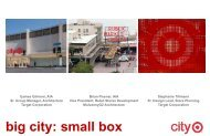 CREATING SUCCESSFUL URBAN RETAIL and MIXED-USE - IRDC