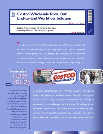 costco case study Case discussion – assignment questions case (2): costco wholesale in 2008 1 what is costco's business model is the company's business.