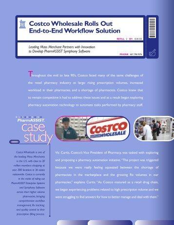 Costco Case Study - Innovation Associates