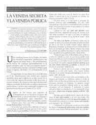 057-La-venida-secreta-y-la-venida-publica