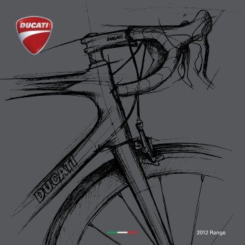 2012 Range - Ducati Bicycles