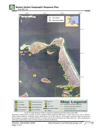 BH-14 Hull - Massachusetts Geographic Response Plans - Nuka ...