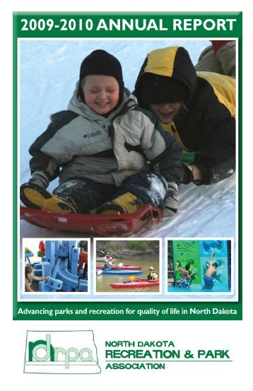 2009-2010 ANNUAL REPORT - ndrpa