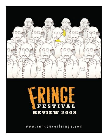 program guide - Vancouver Fringe Festival