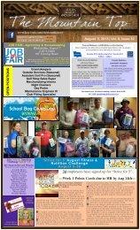 August 5, 2013 - Desert Mountain Club Career Site