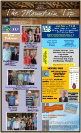 August 26, 2013 - Desert Mountain Club Career Site