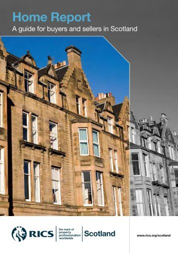 Home Report - Edinburgh Prime Property
