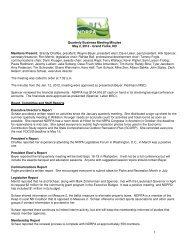 1 Quarterly Business Meeting Minutes May 2, 2012 • Grand ... - ndrpa