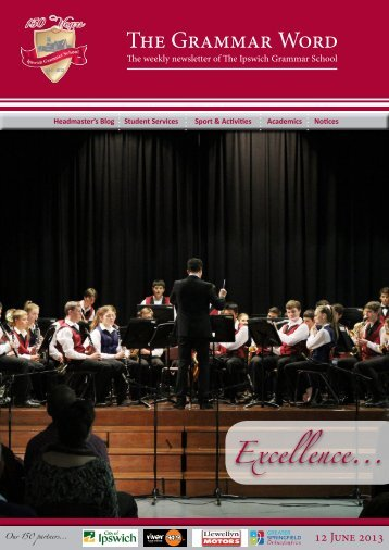 12062013 - Ipswich Grammar School