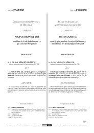 DOC 51 2540/006 DOC 51 2540/006 - Procedurecivile.be