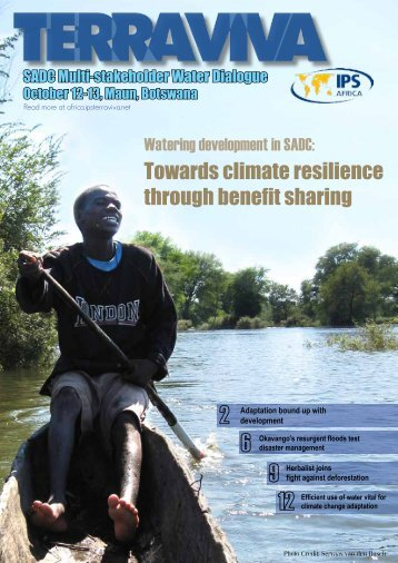 Towards climate resilience through benefit sharing - IPS Inter Press ...