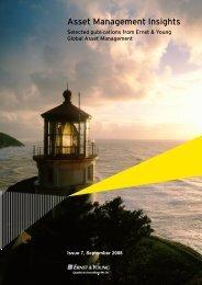 Asset Management Insights, Jul-Aug 08