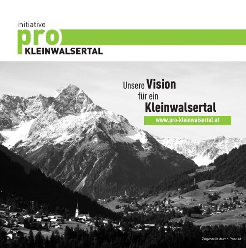 Vision Kleinwalsertal