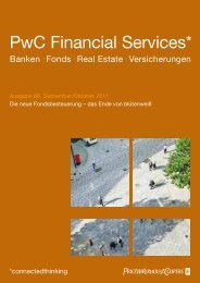 PwC Financial Services*