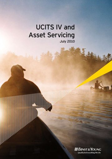 UCITS IV and Asset Servicing