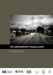 "The reality behind EU ""energy security"" the case of Nigeria - CEE ..."