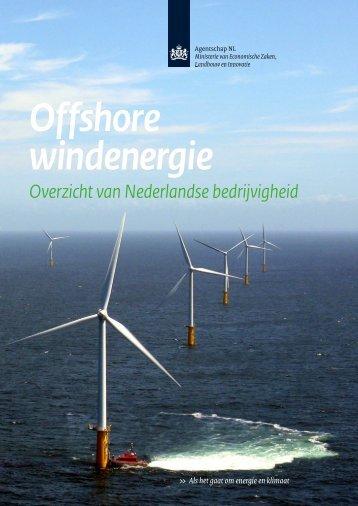 Overzicht bedrijven Offshore Windenergie NL, 08-2011.pdf - NWEA