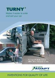 Autoadapt Turny HD Brochure - Maun Motors