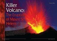 Killer Volcano: The Eruption of Mount St. Helens - ZMAN Magazine